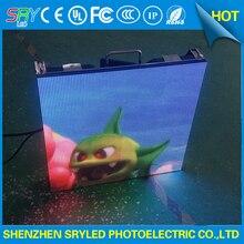 Полноцветный светодиодный экран P5.95 с литья алюминия для сцены Аренда реклама