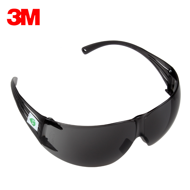 3M SF202AF Goggles Windproof Sand Painted Antimist Anti-ultraviolet&Sunlight Anti-shock Professional Safety Goggles KU002
