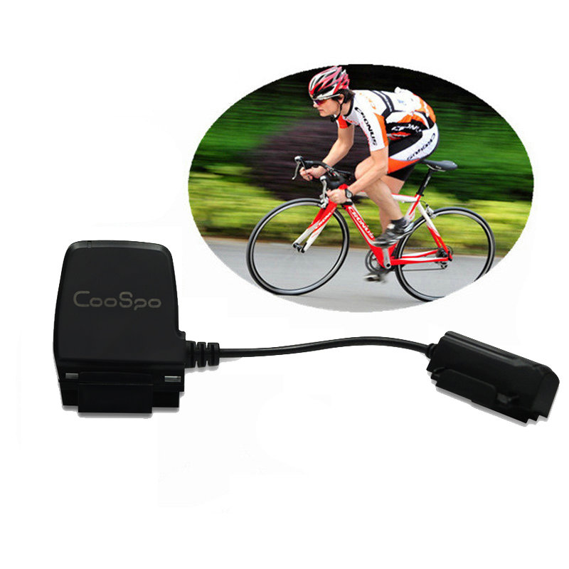 ANT+ Sensor Bike Bicycle Computer Speedometer Speed Cadence Sensor Bluetooth LE 4.0 Smart Fitness Wahoo Fitness Strava MapMyRide-in Bicycle Computer from Sports & Entertainment
