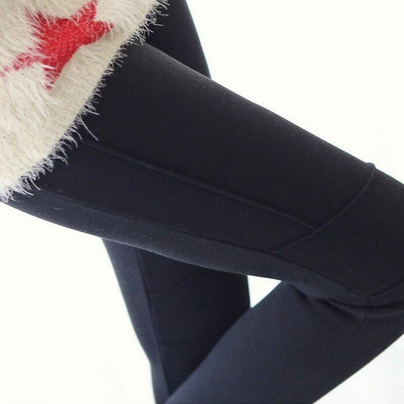 Winter Pants For Pregnant Women Velvet Warm Pantalones De Maternidad Solid Color All-Match Pencil Pants Maternity Trousers цена