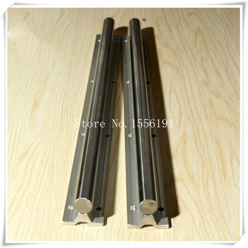 SBR35 * 1000 mmSolid цилиндр axisCan быть 0.2 ~ 6 М Линейный Вал направляющая с алюминиевой лоток, Движения подшипники, хромированный вала