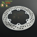 276mm Front Brake Disc Rotor For HONDA 600 XL V TRANSALP XL600 87-96 SLR650 97-99 650 VIGOR FX 99-01