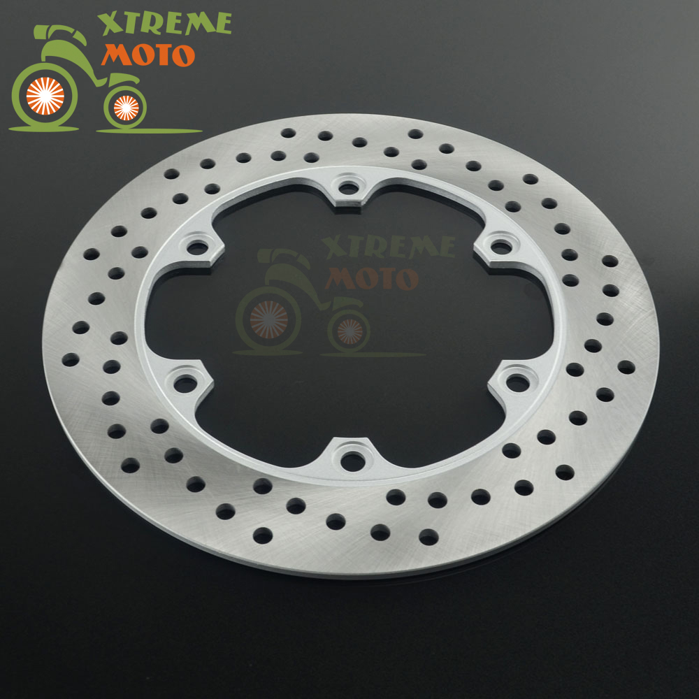 276mm Front Brake Disc Rotor For <font><b>HONDA</b></font> 600 <font><b>XL</b></font> V <font><b>TRANSALP</b></font> XL600 87-96 SLR650 97-99 <font><b>650</b></font> VIGOR FX 99-01 image
