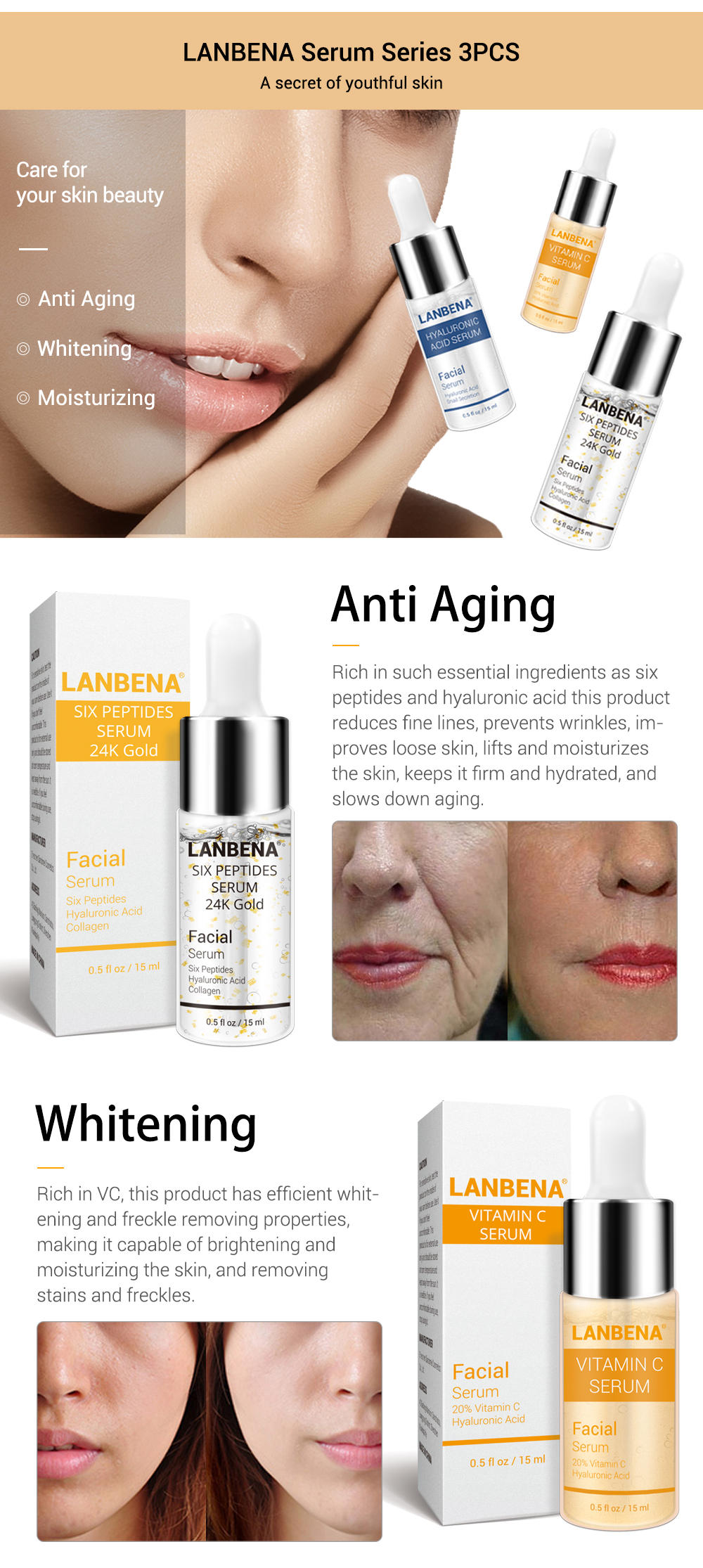 Serum With Vitamin C