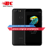 Original Global Version Lenovo S5 K520 K520T Phone Support OTG MSM8953 Octa-Core 2.0Ghz Android 8.0 Dual Rear Camera Fingerprint(China)