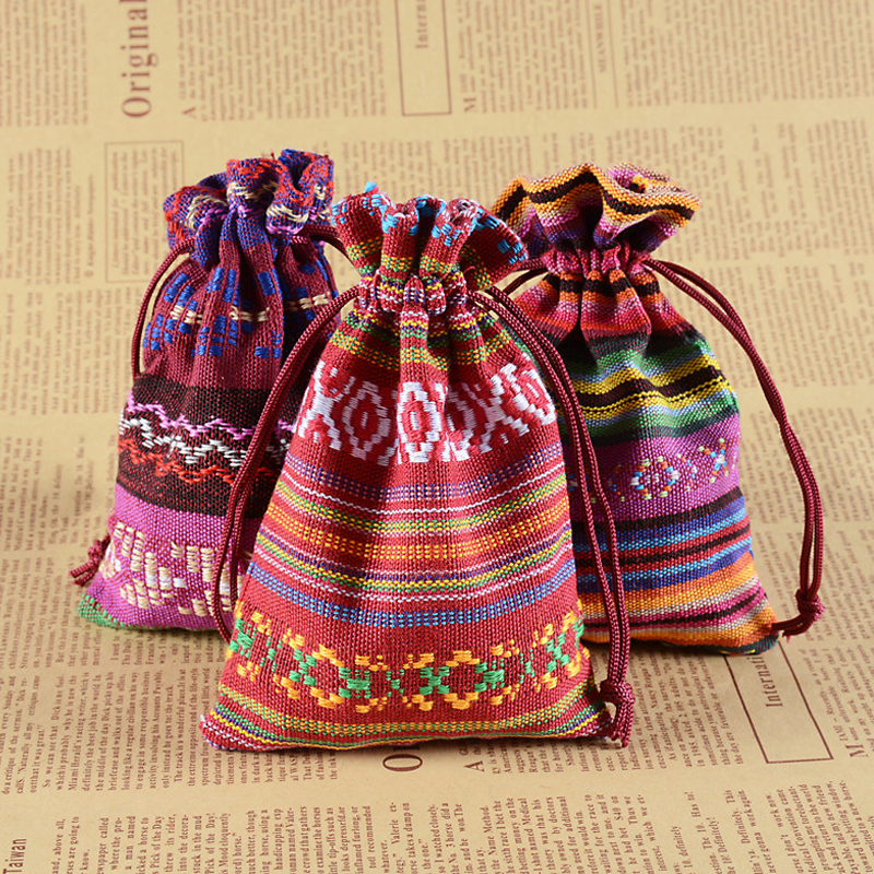 Online Get Cheap Small Fabric Drawstring Bags -Aliexpress.com ...