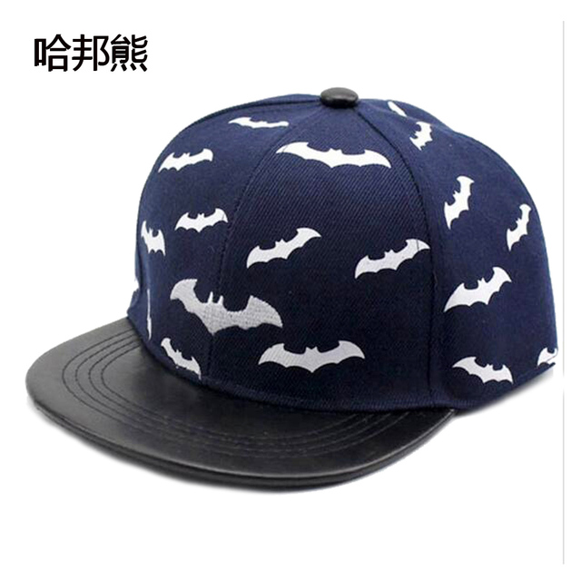 Batman Snapback Batscave