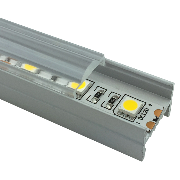 10m/lot Free Shipping by DHL <font><b>led</b></font> aluminum <font><b>extrusion</b></font> Aluminium Surface Mounted <font><b>LED</b></font> Strip Light Profile For <font><b>LED</b></font> Ceiling Lights