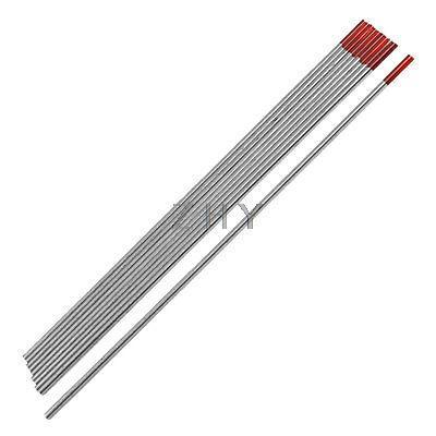 цены  10 Pcs 2.4mm Diameter 150mm Length Cerium Tungsten Electrodes