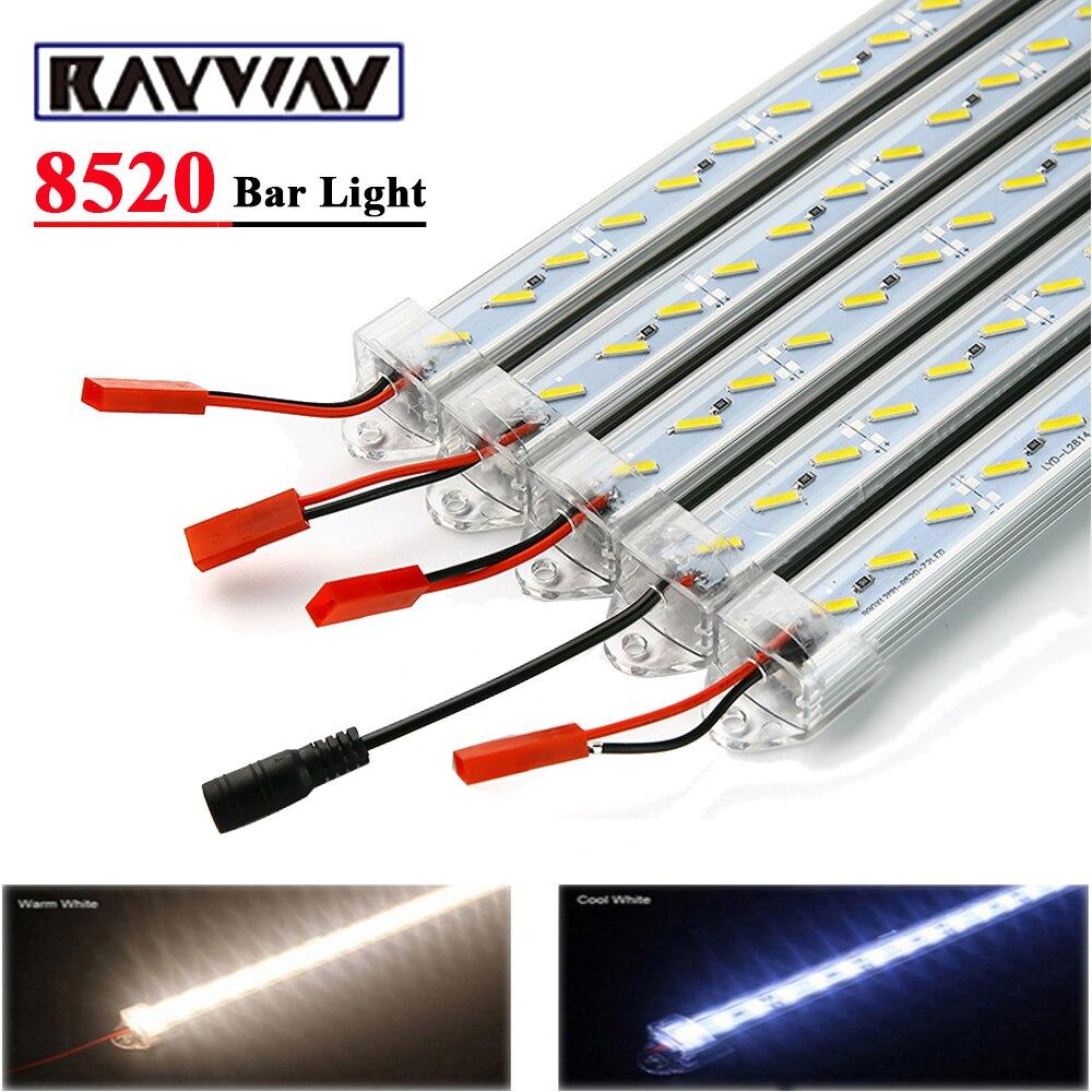 Pcs Smd Led Bar Light 12 Volt Led Strip Lights Simple: Aliexpress.com : Buy RAYWAY New Arrival 50cm*5pcs Super