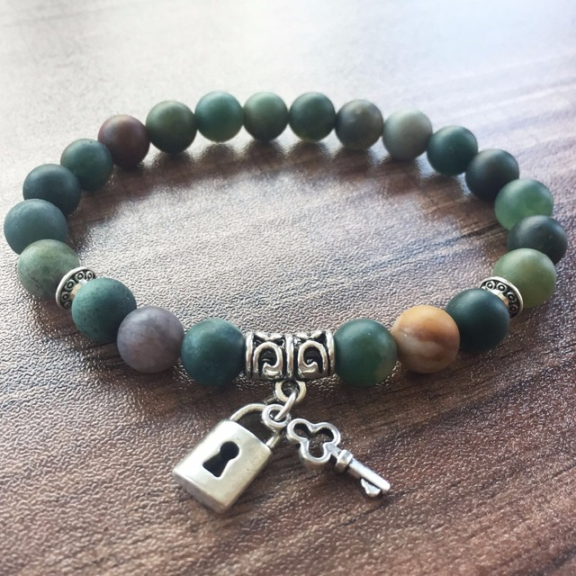 bracelet perle amour