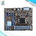 Для Asus P8H61-M LX PLUS Оригинальный Используется Для Рабочего Материнская Плата Для Intel H61 Socket LGA 1155 Для i3 i5 i7 DDR3 16 Г uATX На Продажу