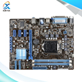 Para asus p8h61-m lx plus original usado motherboard desktop para intel h61 soquete LGA 1155 Para i3 i5 i7 DDR3 16G uATX À Venda