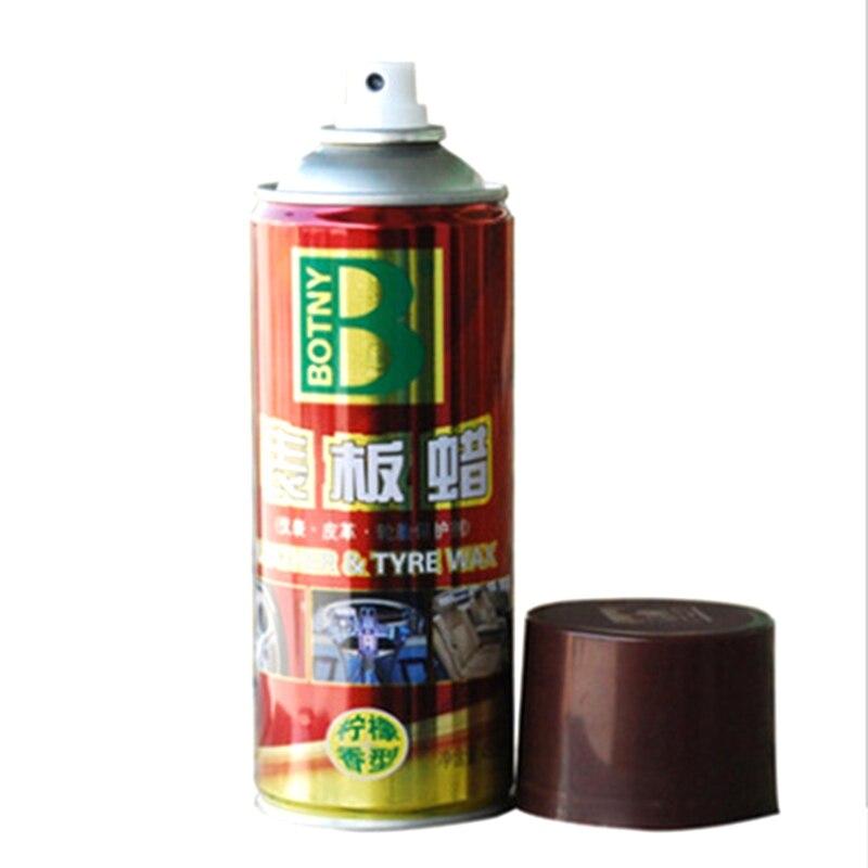 1pc Table Wax Car Dashboard Wax Light Maintenance Car Interior Trim Leather Waxing Gloss Car Wash Styling