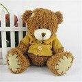 Новое поступление горячей платье чучела плюшевого мишку куклы Сидеть плюшевые куклы медведи прямая производителей оптом для детей игрушки