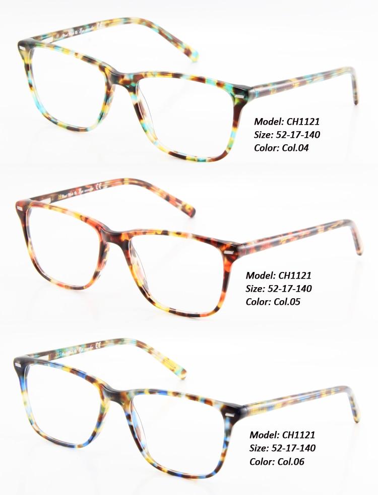 eye wonder fashion acetate designer glasses frames with flower pattern oculos de grau women lunettes occhiali brill eyes in eyewear frames from womens