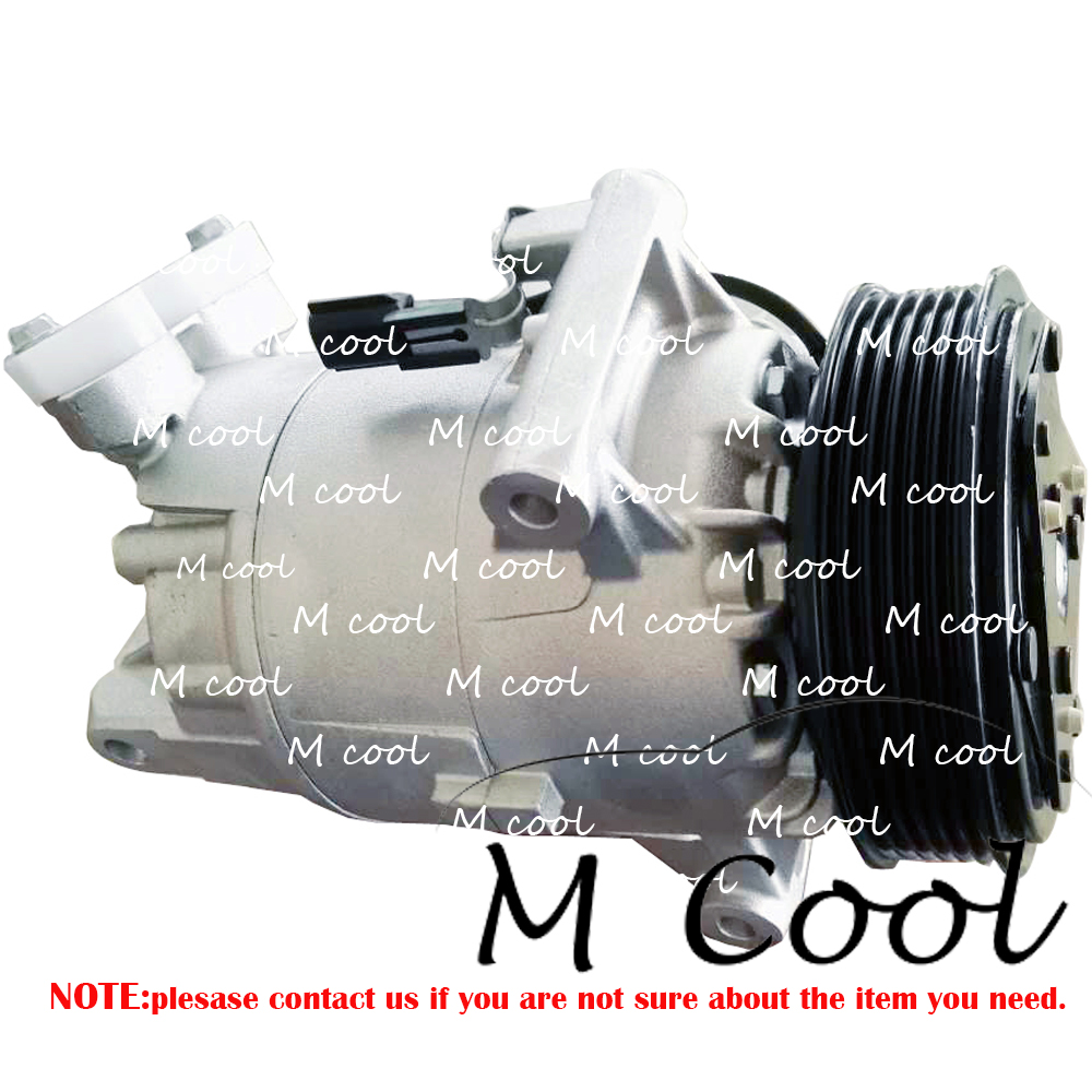HIGH QUALITY NEW CVC AC COMPRESSOR FOR CAR NISSAN DUALIS J10 JJ10 2007- 926001DB0A 92600JD200 92600JD200E 926001DB3A 92600BR20A ...