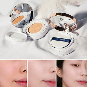 Image 5 - MISSHA M Magic Air Cushion Whitening Immaculate BB cream sun block Foundation Concealer Makeup Original Korea Cosmetics #21 #23