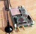 HackRF Uno 1 MHz-6 GHz Plataforma SDR Software Defined Radio de Desarrollo incluyen la cáscara de Acrílico + antena