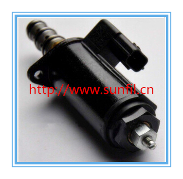 цена на Wholesale Sk200-6 Solenoid Valve Excavator Parts Yn35V00020f1,4pcs/lot,Free shipping