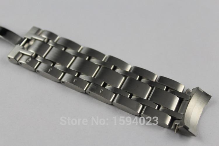 24mm T035627 T035614 Nya armbandsdelar för män i massivt rostfritt - Tillbehör klockor - Foto 5