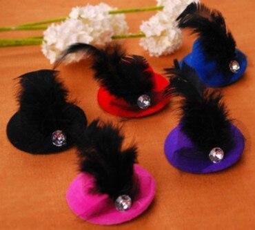 Pinzas de Pelo de mascotas/Perro de los Ornamentos/Accesorios Cabeza Flor Perro