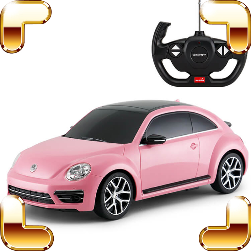 New Coming Gift Beetle 1 14 RC Remote Control font b Car b font Toys Radio