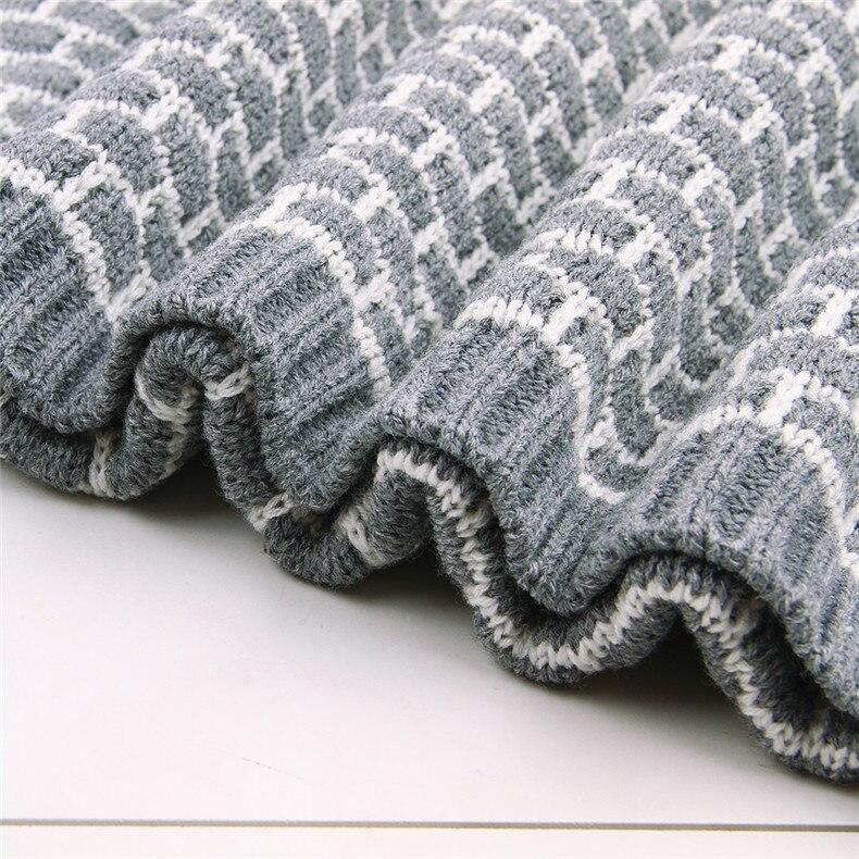 Baby Blanket Nursery Bedding Soft Warm Cute Rabbit Knitting Weave Spring Summer