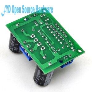 Image 5 - 1pcs TDA7293 Digital Audio Amplifier Single Channel AMP Board AC 12V 32V 100W