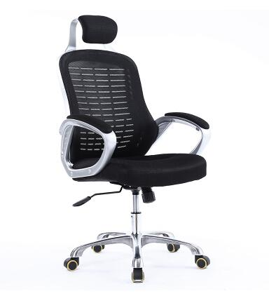 Chair of computer chair. Home chair. Explosion-proof chair.. the silver chair