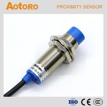 M18 FR18-8DN датчик Силовые транзисторы NPN Индуктивный бесконтактный датчик переключатель производитель Китай