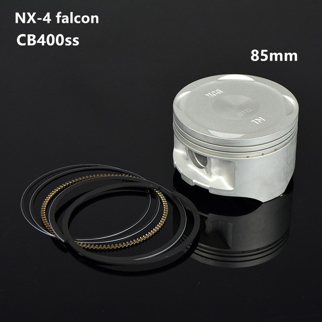 S2R For Honda NX4 falcon NX400 CB400ss xr400 85mm Bore new piston with ring  pistons assembly motorcycle accessories 62c4e01fcd