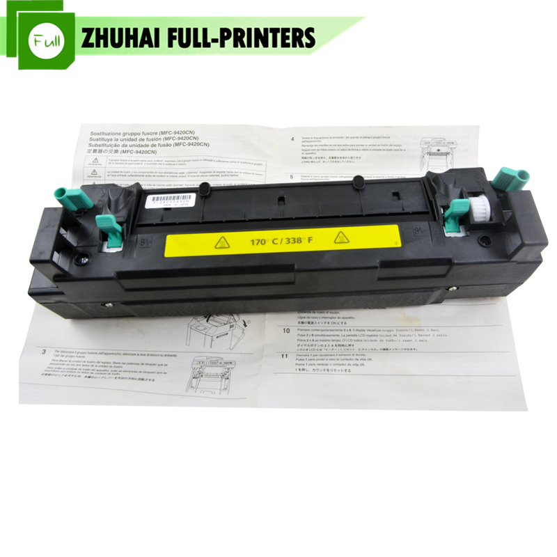 NEW ORIGINAL Fuser Unit Fuser Fixing Assembly 110V FP4CL for Brother HL-2700CN MFC-9420CN fuser unit fixing unit fuser assembly for brother dcp 7020 7010 hl 2040 2070 intellifax 2820 2910 2920 mfc 7220 7420 7820 110v