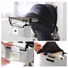 цена на Baby Stroller bag Universal Cup bag Baby Stroller Organizer Baby Carriage Pram Baby Cup Holder Stroller Accessories Bag