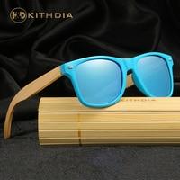 KITHDIA Wood Sunglasses Men Bamboo Sunglass Women Brand Design Sport Goggles Gold Mirror Sun Glasses Shades lunette oculo
