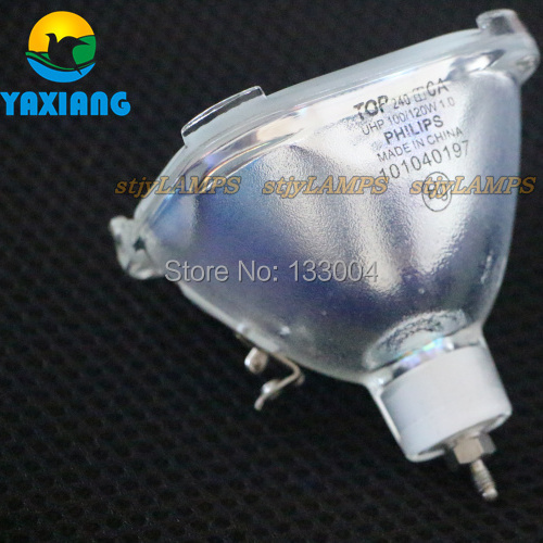 ФОТО Compatible projector lamp bulb UHP100W/120W 1.0  for for TV projectors XL2100 XL2100C XL2200 XL2200C XL2300 XL2300C  XL5200, etc