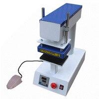 Area di stampa: 15x20 cm Pneumatica macchina della pressa di calore, macchina della pressa di calore per vendita