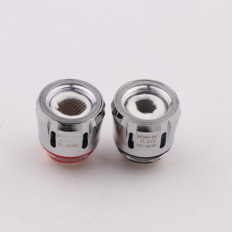 3pcs/Lot XFKM Subohm-h HW-N 0.2ohm HW-M 0.15ohm Coil Replacement Coil Head For ELLO Duro Tank Ijust 3 Kit