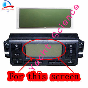 LCD Display Climate Control Monitor Pixel Repair For Seat Leon/Toledo