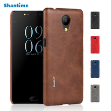 For Elephone P8 Case Cover For Elephone P8 Business Case Luxury Retro Pu Leather Back Cover