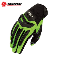 SCOYCO Motorcycle Gloves Motorbike Enduro Dirt Bike Riding Gloves Moto Breathable Motorcross Off Road Racing Gloves