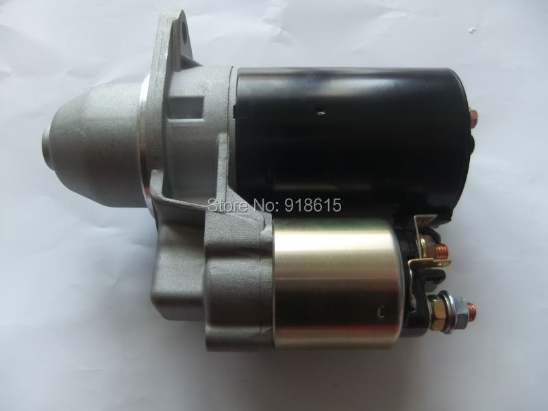 15LD440 15LD400 STARTER MOTOR FIT LOMBARDINI 5KW  SINGLE CYLINDERN DIESEL GENERATOR,REPLACEMENT PART