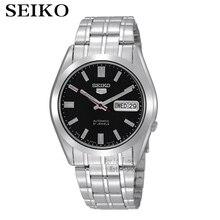 Seiko 5 Automatic Snke85j1 Blue Dial Stainless Steel Men's Watch Japan made SNKE85J1 SNKE87J1