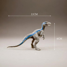 Jurassic World 2 Dinosaur Action Figure Indoraptor Tyrannosaurus Rex Velociraptor Blue Indominus Dolls
