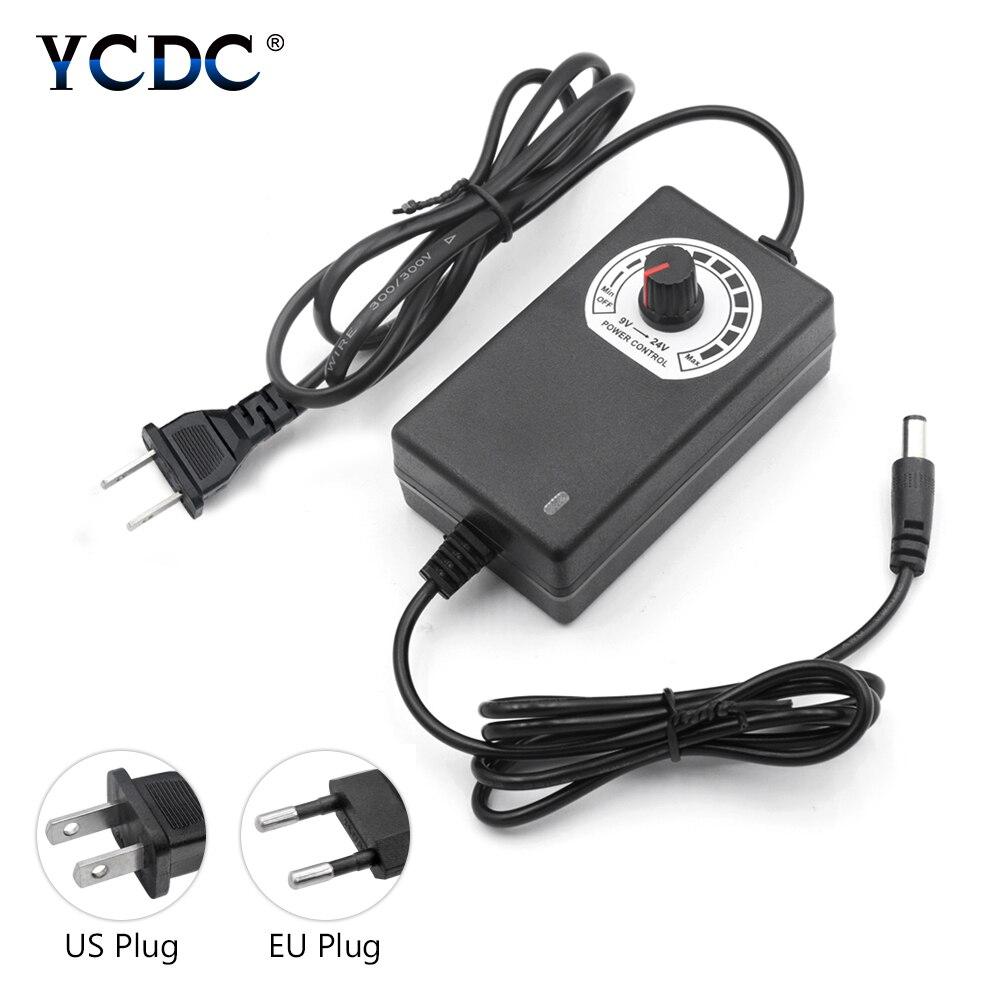 Dc Adaptador 5v 4a ajustar Universal regulada Switching Power Supply 20w Nuevo Ac