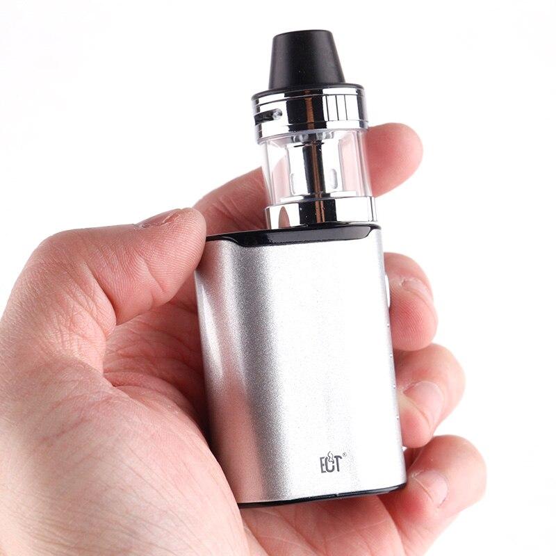 ECT C30 Mini met Kit vaporizer Top filling vape pen 2ml Atomizer 1200mAh Battery Box Mod Electronic Cigarette kit VS et 30P