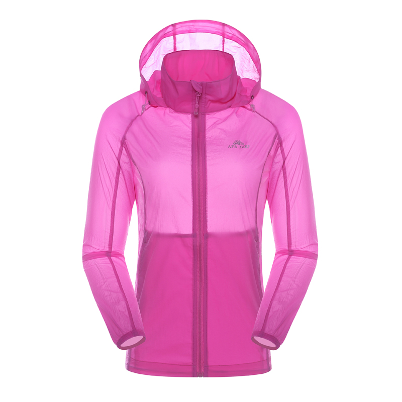 Spring Summer Sunscreen   Jacket   Women Zipper Hoodies Slim Thin   Jacket   Thin   Basic     Jackets   Plus Size Outwear Windbreaker Sun Coat