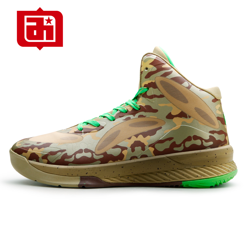 ФОТО Hot Sale Men Camouflage Basketball Sneakers Men's High basketball Shoes Comfortable lightweight Basket de marqu Basquete