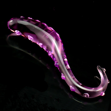 Glass Dildo Penis Anal Lesbian Butt Plug Adult Sex Product Toys For Women Gay Female Masturbation no Vibrator