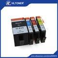 4 шт./компл. Совместимый картридж HP 934XL HP 935XL для Officejet Pro 6230 Officejet Pro6830